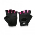 Womens Training Glove, black/pink, Better Bodies