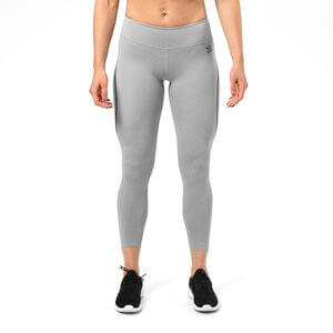 Sjekke Astoria Tights, grey melange, Better Bodies hos SportGymButikken.no