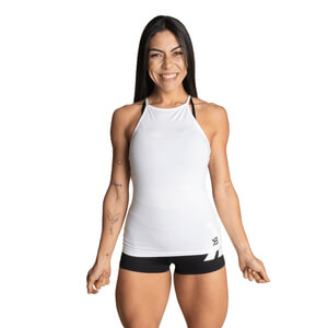 Sjekke Performance Halter, white, Better Bodies hos SportGymButikken.no