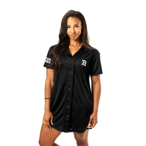 Sjekke Trinity Long Shirt, black, Better Bodies hos SportGymButikken.no