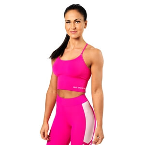 Sjekke Astoria Seamless Bra, hot pink, Better Bodies hos SportGymButikken.no