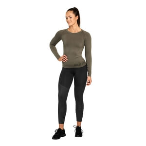 Sjekke Nolita Seamless Ls, wash green, Better Bodies hos SportGymButikken.no