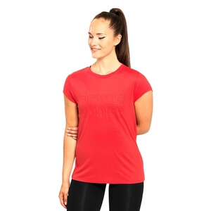 Sjekke Waverly Tee, raspberry, Better Bodies hos SportGymButikken.no