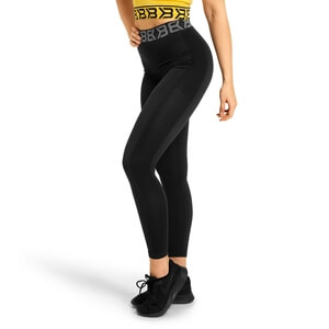 Sjekke Sugar Hill Tights, black, Better Bodies hos SportGymButikken.no
