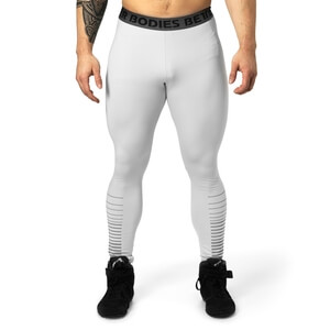 Sjekke Washington Tights, frost grey, Better Bodies hos SportGymButikken.no