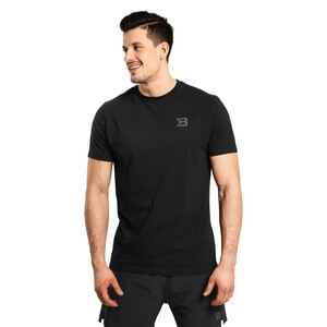 Sjekke Essential Tee, wash black, Better Bodies hos SportGymButikken.no