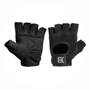 Sjekke Basic Gym Gloves, black, Better Bodies hos SportGymButikken.no