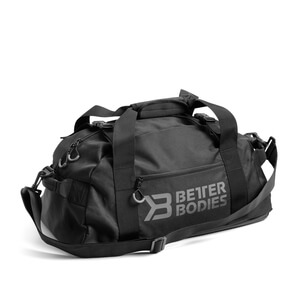 Sjekke BB Gym Bag, black, Better Bodies hos SportGymButikken.no
