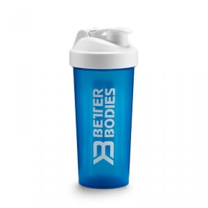Sjekke Fitness Shaker, strong blue, Better Bodies hos SportGymButikken.no
