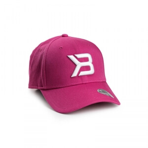 Sjekke Women's Baseball Cap, hot pink, Better Bodies hos SportGymButikken.no