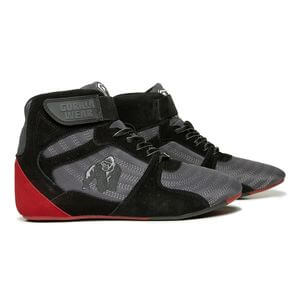 Perry High Tops Pro, greyblackred, 36