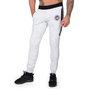 Sjekke Saint Thomas Sweatpants, grey, Gorilla Wear hos SportGymButikken.no
