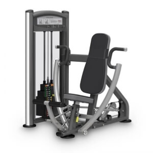 Sjekke Chest Press IT9301, Impulse hos SportGymButikken.no