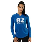 Varsity Hoodie, bright blue, Better Bodies