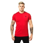 Performance Tee, bright red, Better Bodies