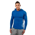 Mens Soft Hoodie, strong blue, Better Bodies