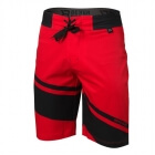 Pro Board Shorts, bright red, Better Bodies