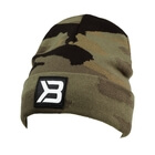Tribeca Beanie, dark green camo, Better Bodies
