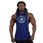 Lawrence Hooded Tank Top, navy, Gorilla Wear