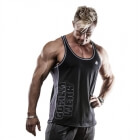 Dunellen Tank Top, black/gray, Gorilla Wear