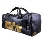Gym Bag Gold Edition, black/gold, Gorilla Wear