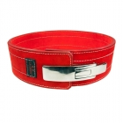 Powerlifting Lever Belt, red, C.P. Sports