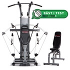 Multigym Bio Force Pro 5000 *Best i test 2018*, Finnlo by Hammer