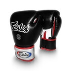 Boksehanske BGV 1, black/white/red, Fairtex