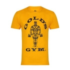 Muscle Joe T-Shirt, gold, Gold's Gym