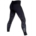 Gazelle Compression Tights, sort, Fighter