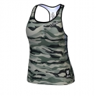 Commando Tanktop, green/mixed, Anarchy Apparel