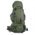 Trek 60 Hiking Backpack, green, True North