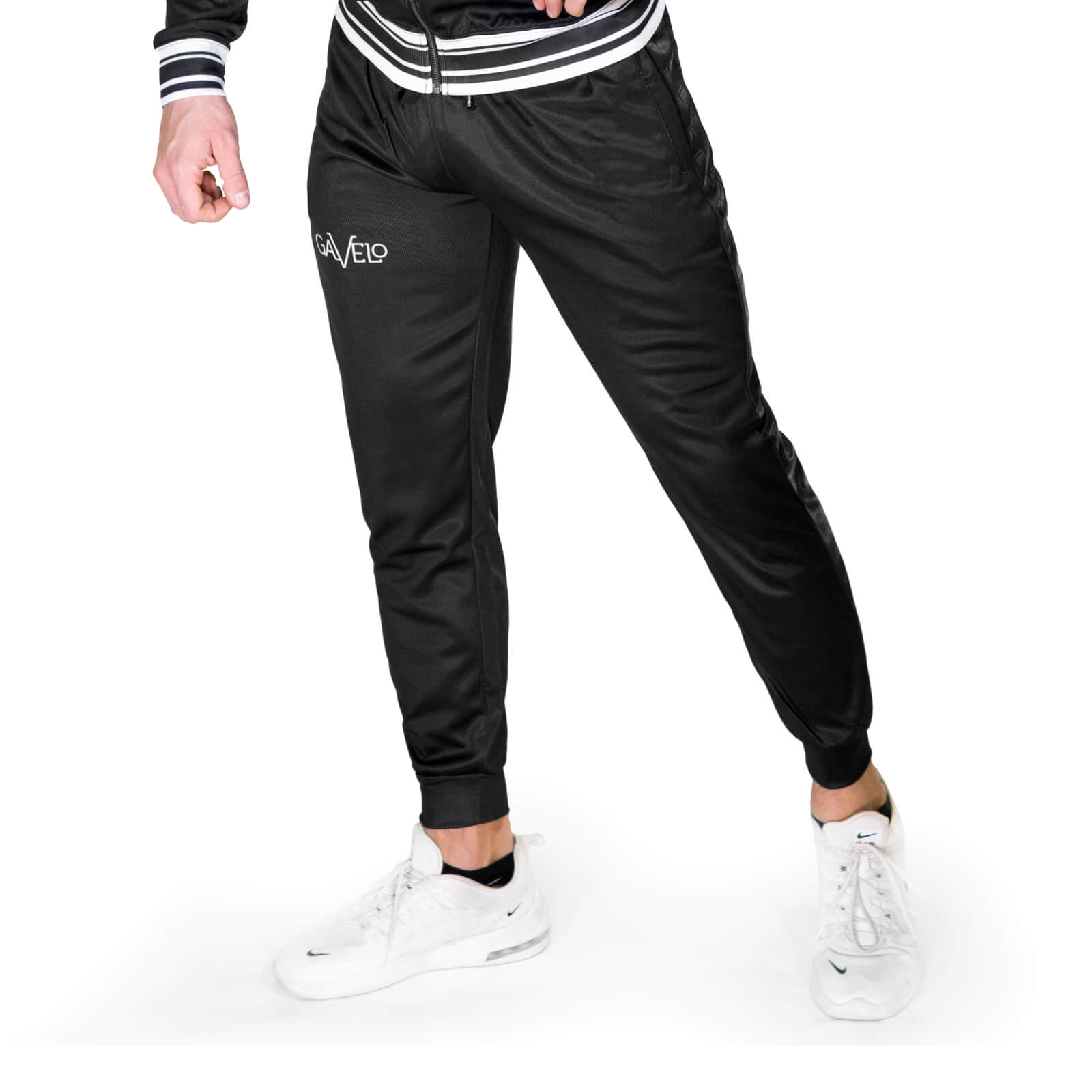 Kjøp Casual Jacket, black, medium online hos Sportgymbutikken.no