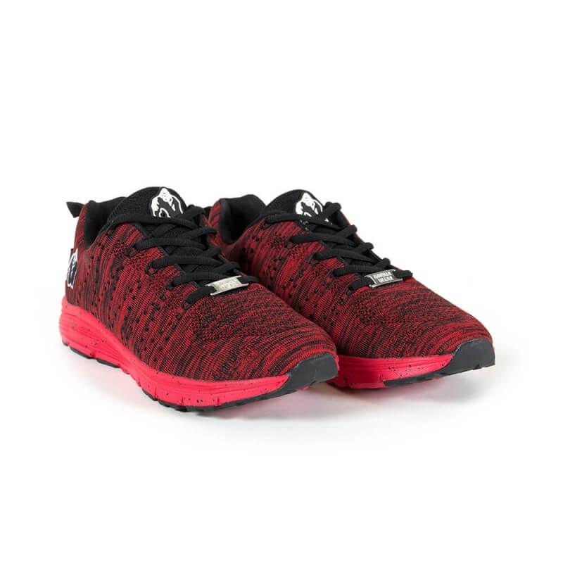 28d3bfcfb Brooklyn hos redblack Wear Knitted Gorilla Sneakers Kjøp online 6qUvdwp