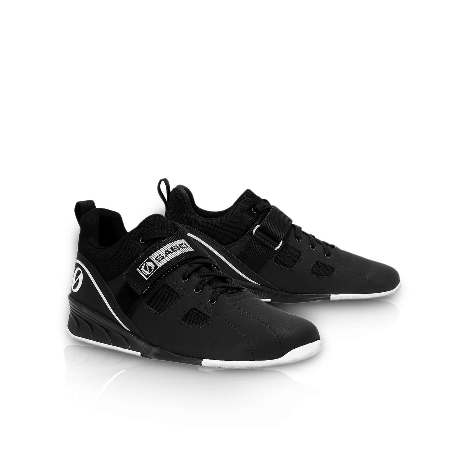 Kjøp SABO Sports Løftesko Weightlift, black, 43 online hos